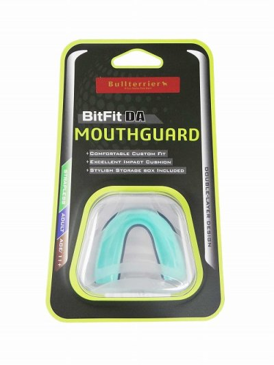 Photo2: BULL TERRIER BIT FIT Mouth Guard