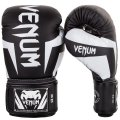VENUM Boxing Gloves ELITE Black / White