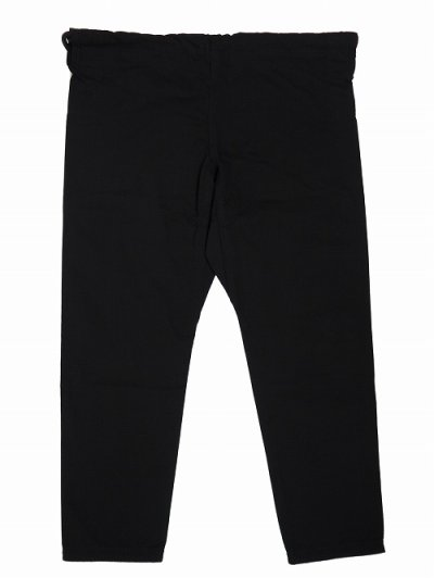 Photo2: BULLTERRIER Jiu Jitsu Gi Pants Wide Type Black