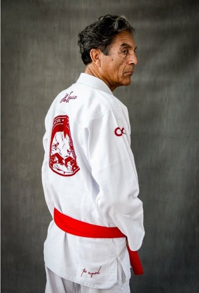 Photo4: GrandMaster Gracie Jiu Jitsu Gi LEGACY White