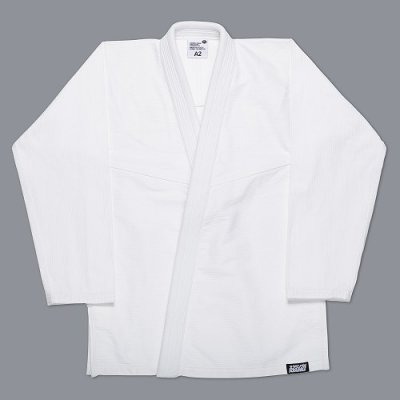 "Photo4: Scramble Lady`s Jiu Jitsu Gi ""Standard Issue - Semi Custom"" V2 White"