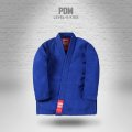 PANDEMIC KIDS Jiu Jitsu Gi LEVEL-0 Blue