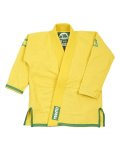 MANTO Kids Jiu Jitsu Gi JUNIOR 2.0 Yellow