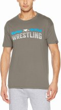 BAD BOY T-Shirt Wrestling Discipline Gray SALE