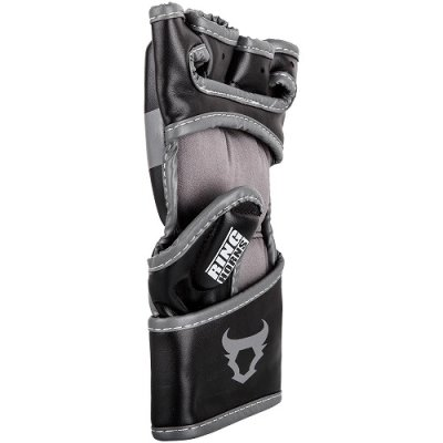 Photo3: RINGHORNS MMA Glove CHARGER Black