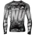 VENUM Rashguard TACTICAL Long Sleeve Urban Camo/ Black/ White