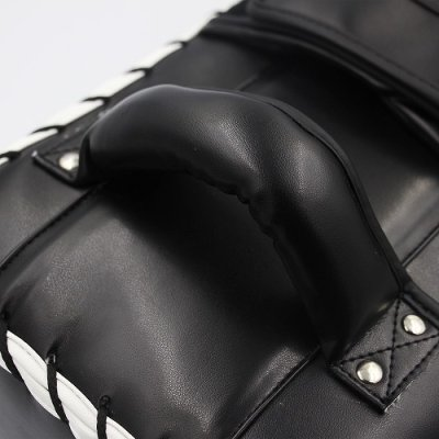 Photo4: ADIDAS COMBAT SPORTS Muay Thai Kick Pad Black
