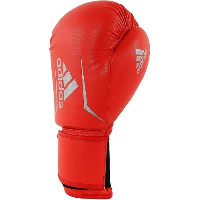 Photo2: ADIDAS COMBAT SPORTS Boxing Glove SPEED Red