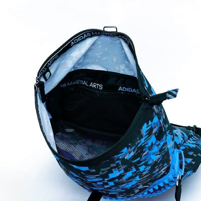 Photo4: ADIDAS COMBAT SPORTS 2Way Backpack Blue/Camo 25L