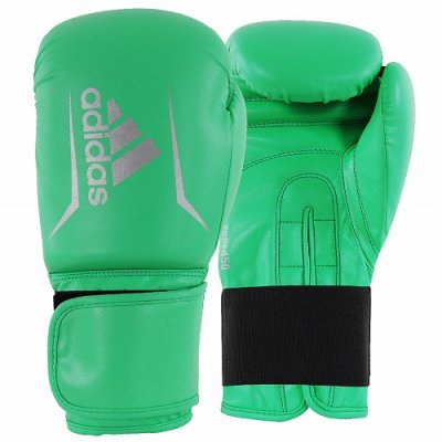 Photo1: ADIDAS COMBAT SPORTS Boxing Glove SPEED Lime