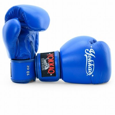 Photo2: Yokkao Boxing Glove VERTIGO Blue