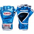 Yokkao Boxing MMA Glove Army Competition With Thumb Blue