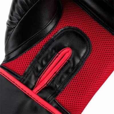 Photo4: UFC Muay Thai Training Glove Black