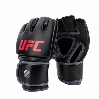 Photo1: UFC MMA Glove 5oz Black