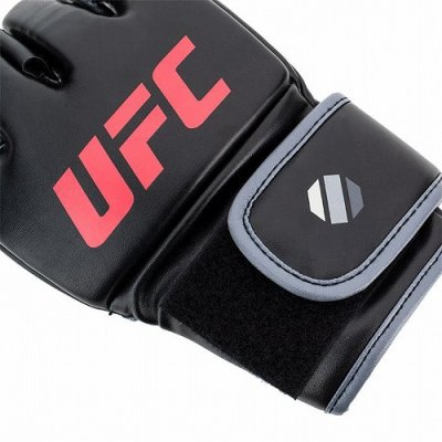 Photo2: UFC MMA Glove 5oz Black