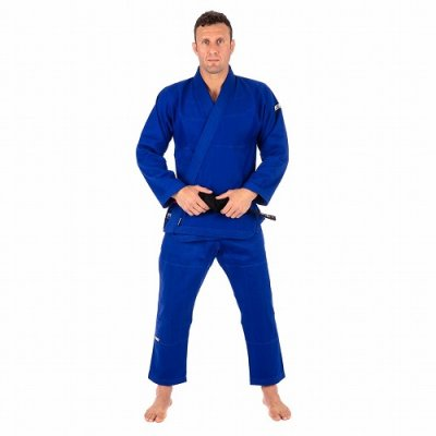 Photo2: Tatami Jiu Jitsu Gi THE ORIGINAL Blue