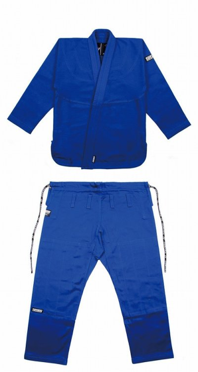 Photo4: Tatami Jiu Jitsu Gi THE ORIGINAL Blue