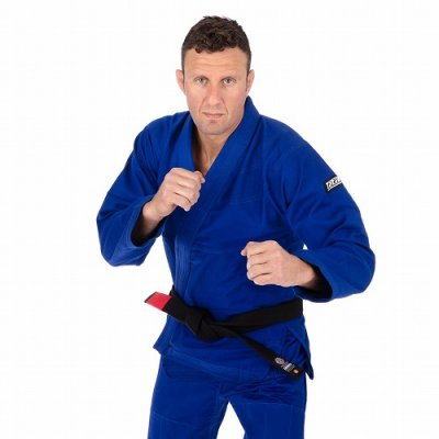 Photo1: Tatami Jiu Jitsu Gi THE ORIGINAL Blue