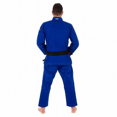 Photo3: Tatami Jiu Jitsu Gi THE ORIGINAL Blue