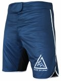 Gracie Jiu-Jitsu Fight Short 93 Navy