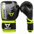 RINGHORNS Boxing Glove CHARGER MX Black/FluorescentYellow