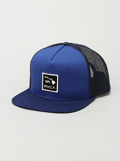 newest cd1be 60288 discount code for blue rvca hat b39ba e9d72