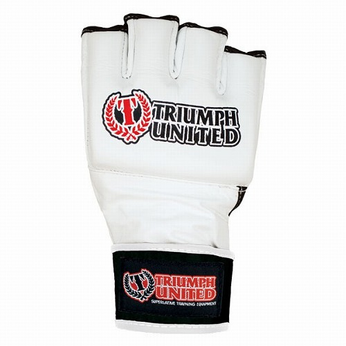 Triumph United MMA Gloves StormTrooper Open Palm White
