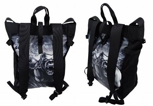 BLACK BULL GI 3WAY Backpack