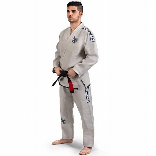 HAYABUSA Jiu Jitsu Gi Lightweight STONE White